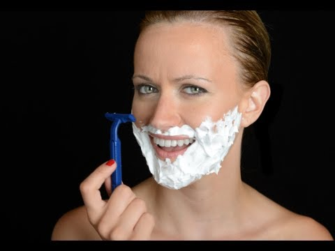 How to Stop Facial Hair Growth in Women - Facial Hair Removal For Women