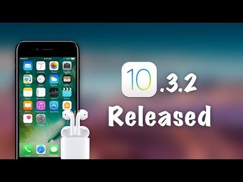 iOS 10.3.2 Beta Released, 64bit iOS 9.3.5 Untethered Jailbreak Coming, FriedAppleTeam UPDATE