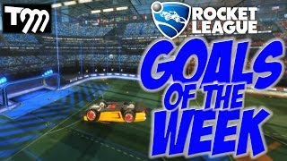 Rocket League - TOP 10 GOALS OF THE WEEK #34