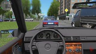 Mercedes benz e 190 city car driving music jinni for Mercedes benz of music city