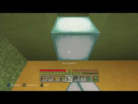 Minecraft how to make lightsaber