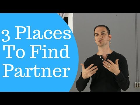3 Places To Find A Dance Partner