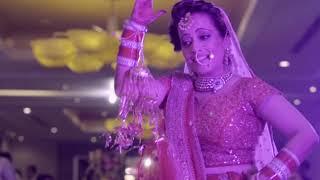 Nai jaana | Dance Performance by Bride (Wedding) | NOTYi Photographers