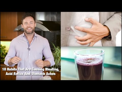 Relief of Stomach Pain with Red Cabbage Juice