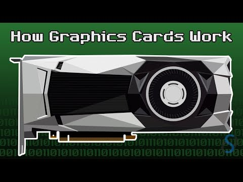 How Graphics Cards Work   How It Works