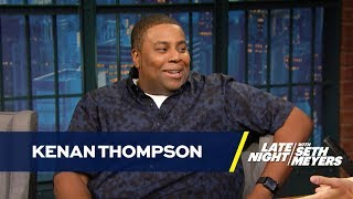 Kenan Thompson on Retiring David Ortiz and Stepping into LaVar Ball