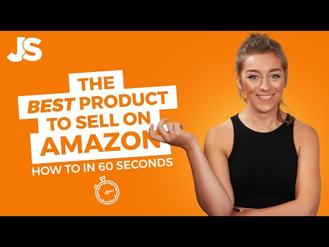 How To Find A Profitable Product To Sell On Amazon  ⏱ How to in 60 seconds   Jungle Scout