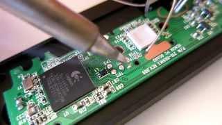 Taking Apart a Logitech C920 Webcam and Adjusting the Far