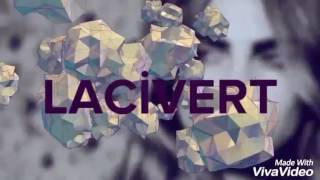 LACİVERT / Wattpad Tanıtım