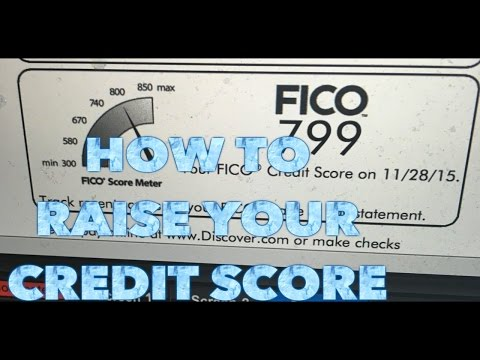 How credit score works - How to raise credit score - Build credit tips - Understanding bad credit