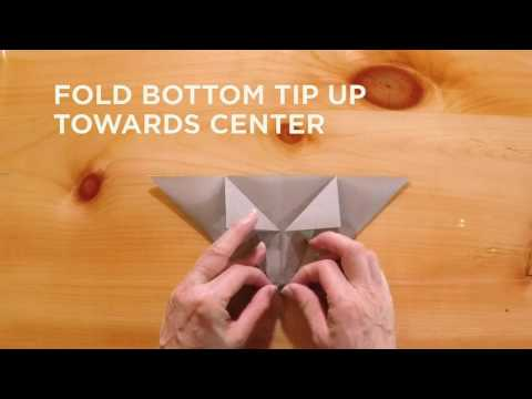 Great Wolf Lodge Origami Tutorial: How to Make a Wolf (Full Step-by-Step) a Wolf