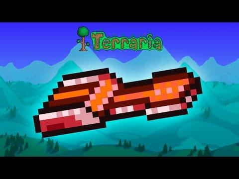 Terraria - Craft a Hoverboard