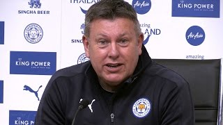 Leicester 3-1 Liverpool - Craig Shakespeare Full Post Match Press Conference