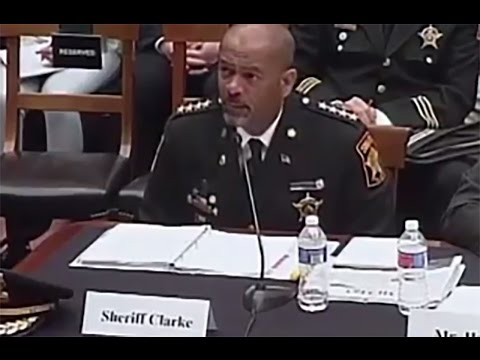 Sheriff Gets Laughed At In Congress
