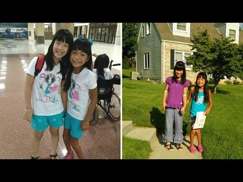 Sisters Finally Reunite After Mom Noticed Adopted Daughter's Sibling On Facebook