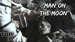 Top 10 Scary Astronaut Stories