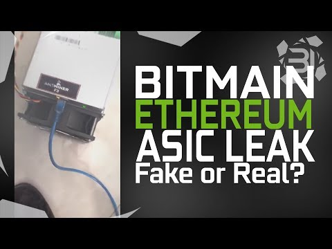 Rumour or Reality? #1 Bitmain's Antminer F3 (ETH ASIC) Leaked Performance Footage!
