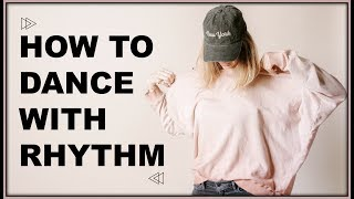 Download How to Dance with Rhythm Tutorial (Club Dance for Beginners) I Get Dance Video