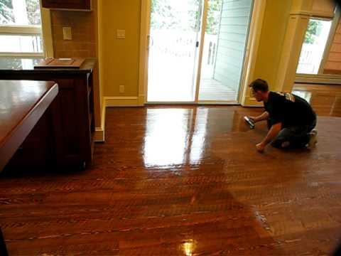 Select Wood Floors Coating Floor