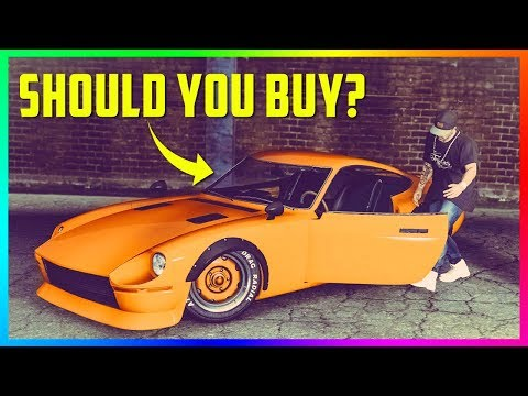 GTA Online NEW Karin 190Z Review - Is It Worth $1,000,000 & Should You Buy? (GTA 5 Sports Classics)