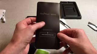Incipio PLEX Plus Flex Google Pixel 2 XL Screen Protector Unboxing and Review