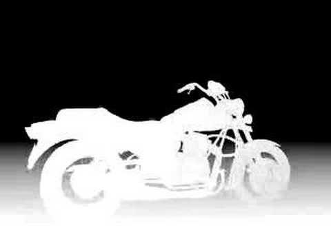 bike model zdepth render