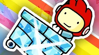 THE DIAMOND MINECART!!! | Scribblenauts Unlimited #10