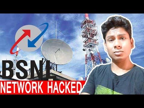 BSNL Broadband Modem Hacked By Malware Attack