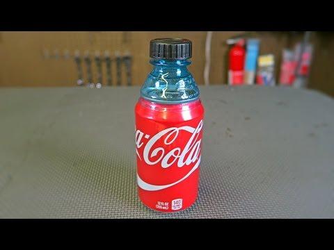 10 Soda Can Gadgets Test
