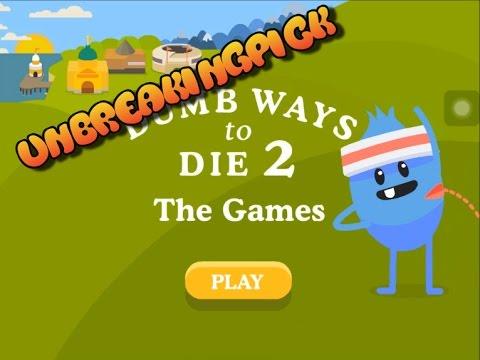 Dumb Ways To Die 2 iPad Gameplay