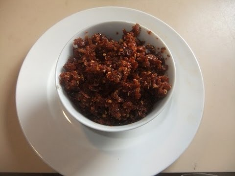 Chinese Chillie Paste