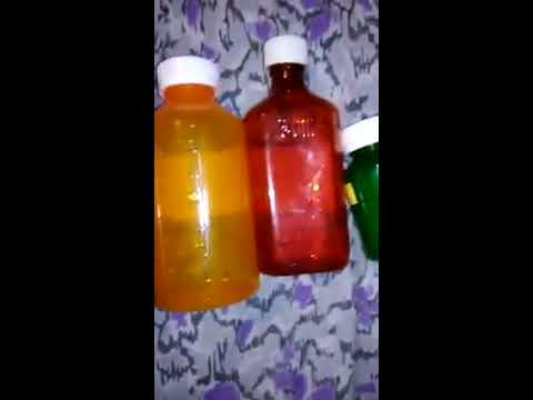Lean bottles