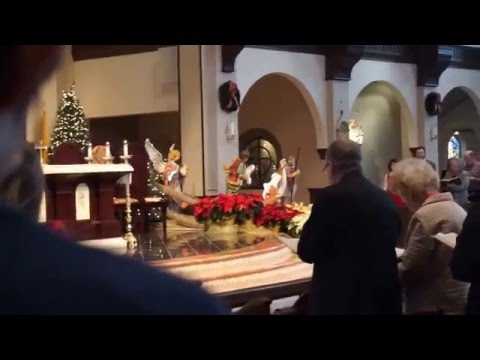 2016 New Year's Day Mass
