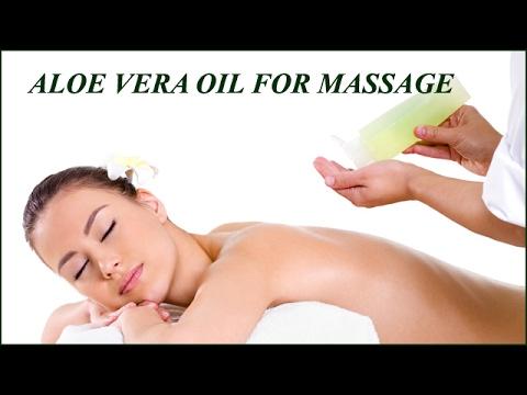 How to Make Aloe Vera Oil | Aloe Vera oil for massage | How to Make Aloe Vera Oil at Home