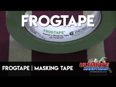 Frogtape | Masking tape