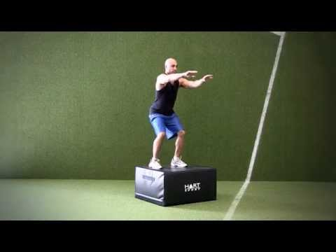Jump Safe Foam Plyo Boxes