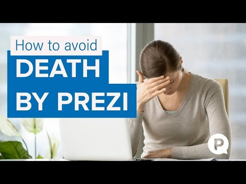 Death by Prezi (and how to avoid it)