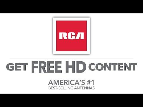 RCA Antennas - Get Free HDTV
