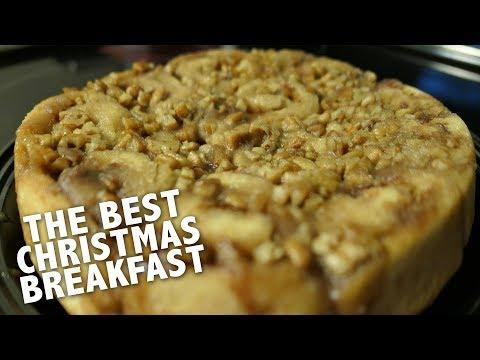 Caramel Pecan Sticky Buns || Christmas Breakfast || Better Homes and Gardens