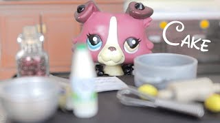 LPS~Cake (Episode 16 LAST EPISODE of Crybaby : Short Series)