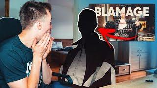 *reakcija* w/Voyage  BAKAPRASE - BLAMAGE (Official Music Video)