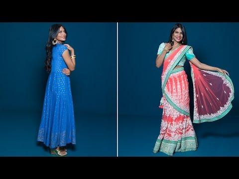 6 Tricks To Look Taller In Indian Wear!
