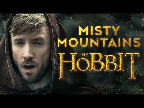 Misty Mountains - The Hobbit - Peter Hollens A Cappella