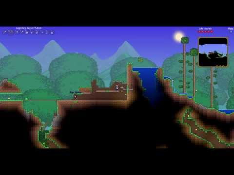 Terraria 1.2.2: We Have Wood.