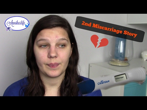 My 2nd Miscarriage ( How We Found Out We Were Pregnant)