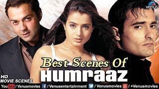 Best Scenes Of Humraaz | Hindi Movies | Bobby Deol | Akshaye Khanna | Best Bollywood Movie Scenes