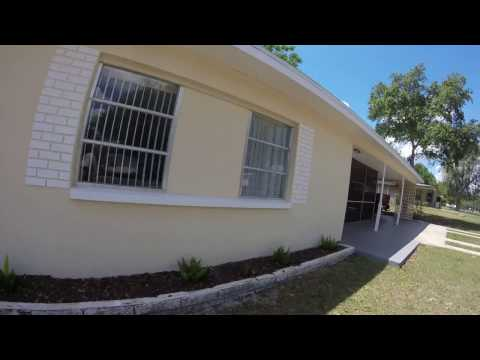 Abandoned Florida Foreclosure Turned Into Great Little Getaway