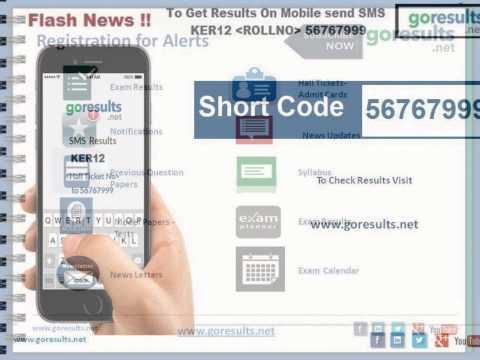 Kerala HSE - Plus Two Results 2015 www.GoResults.Net
