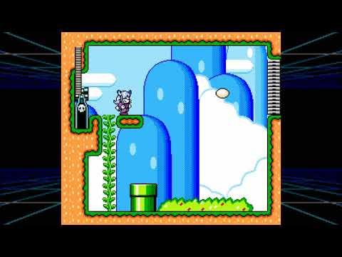Make a Good Mega Man Level 2 Blind Run - Pt 48 - Mag Mammal 1 Ghasts