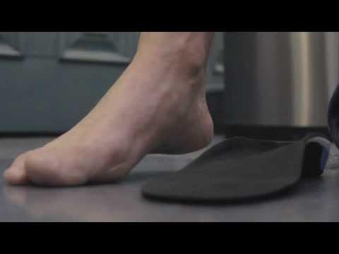 Custom-Made Orthotics - Corrective Shoe Inserts